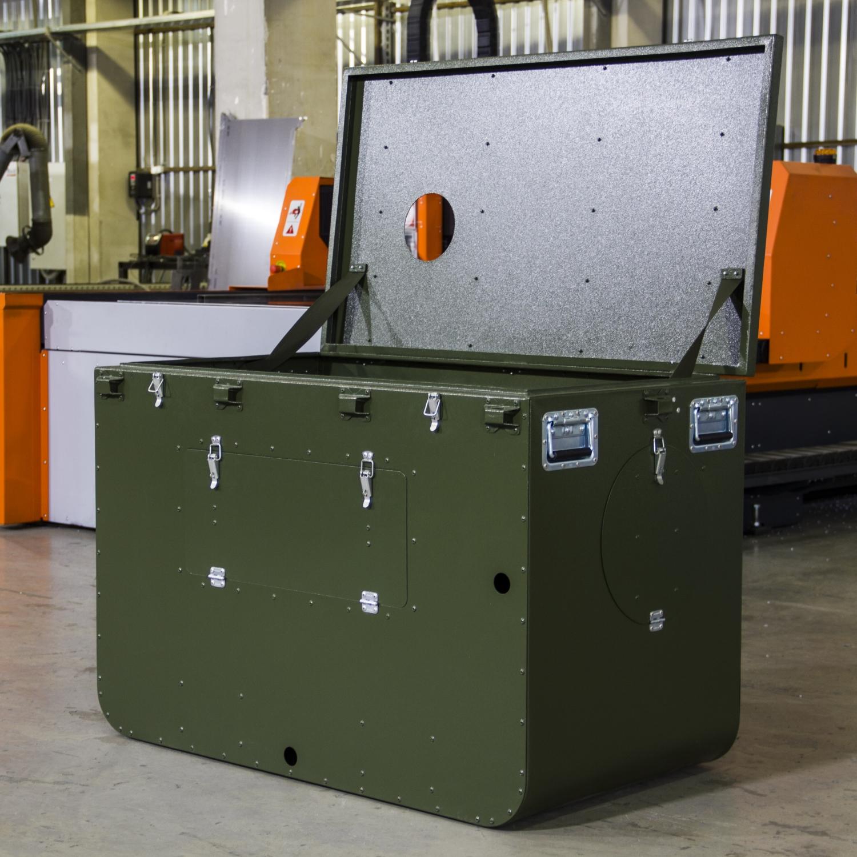 Установка отопительно вентиляционная ОВУ-250