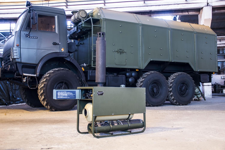 Установка отопительно вентиляционная ОВУ-65